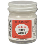 Dr. Ph. Martin's Watercolorist Cover-Up White 1 oz. Jar