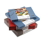 Rembrandt Soft Pastels Cardboard Box Set of 30 Full Sticks - Landscape Colors