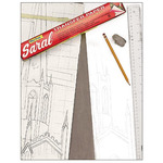 "Saral Transfer Paper Roll 12 ft x 12-1/2"" - White"
