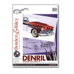 "Denril Multi-Media Vellum 14x17"" Pad"