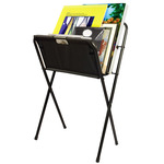 Folding Canvas Print Rack Medium