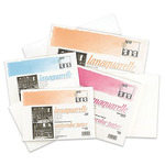 "Lanaquarelle Watercolor Paper 140 lb. Block (15 Sheets) 12x12"" - Cold Press"