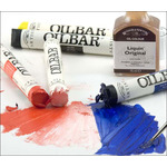 Winsor & Newton Artists' OILBAR 50ml Bar - Cadmium Scarlet Hue