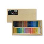Jack Richeson Yarka Medium Soft Pastel Wood Box Sets