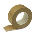 "Tan 2"" Flat Back Tape 2"" x 60 Yard Roll"