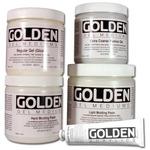 Golden Gel Mediums
