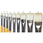 Isabey Special Bristle Brush Series 6087 Bright 12