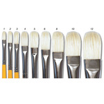 Isabey Special Bristle Brush Series 6088 Filbert 2