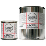 Gamblin Oil Painting Ground 32 oz Bottle
