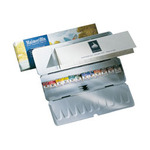 MaimeriBlu Superior Watercolours Set of 12 Half Pans