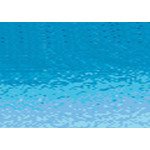 MaimeriBlu Superior Watercolour Half Pan - Primary Blue-Cyan