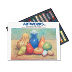 Great American Artworks Soft Pastels Set of 39 - Anatoly Dverin Portrait Shades