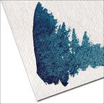 "Nujabi Watercolor Paper 200 lb. Marine Sheet 12x24"" - Soft Cold Press"