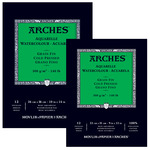 Arches Watercolor Pads And Field Books