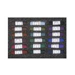 Unison Soft Pastels Set of 18 - Dark Values Set #2