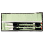 Royal Crest Bamboo Brush Sets
