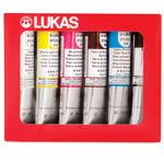 LUKAS Studio Oils Trial Set of 6 20 ml Tubes