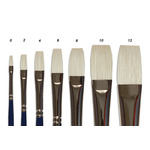Silver Brush Bristlon All Media Brushes