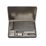 Cretacolor Monolith Graphite Tin 11 Piece Set