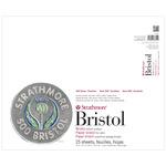 "Strathmore 500 Series Bristol 100% Cotton Pad Vellum 14x17"""