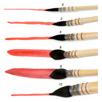 Creative Mark Harmony Squirrel Quill Watercolor Brushes