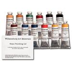 Williamsburg Handmade Oil Color Basic Painting Set No. 2 37 ml Tubes