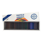 Pastela Girault Set of 25 - Dark Colors
