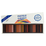 Soft Pastels Girault Set of 25 - Earth Tones