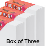 "The Edge All Media Cotton Canvas 2-1/2"" Box of Three 48x72"""