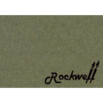 Rockwell Brush Easel Storage Case Small - Khaki
