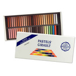Soft Pastels Girault Set of 50 - Portrait Colors