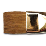Renaissance Red Sable Brush Bright 0
