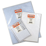 "Clearprint 1000H Transparent Vellum 8x8"" Grid Sheets 24x36"""