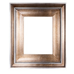 "Toulouse Ready Made Frame 9x12"" - Gold Leafing"