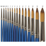 Winsor & Newton Cotman Watercolor Brush Series 111 Round 7