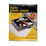 "Strathmore Artist Inkjet Papers Digital Matte Photo Paper 4x6"""