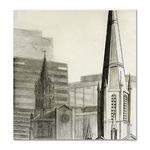 """Crescent Hot Pressed No. 201 Illustration Board Box of 15 20x30"""""""