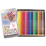 Koh-I-Noor Polycolor Colored Pencil Sets