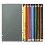 Koh-I-Noor Polycolor Colored Pencils Set of 12