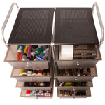 Creative Mark Space Station Supply Organizer