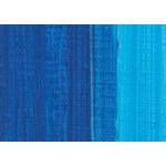 LUKAS Studio Oil Color 75 ml Tube - Cyan Blue (Primary)