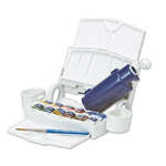 Winsor & Newton Cotman Water Colour Featured In Oprah Magazine - Mini Plus Set of 8 Half Pans