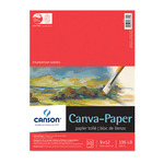 Canson Foundation Canva-Paper Pad 12x16""