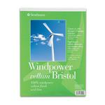 "Strathmore Windpower Bristol Vellum Pad 14x17"""