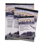 Paramount 10 Sheet Cotton Canvas Pad 12x16""