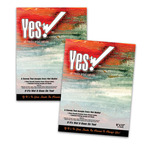 Yes! Canvas Pad 9x12""
