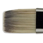Robert Simmons Titanium Brush Flat Shader (Short Handle) 6