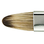 Vermeer Classic Mongoose Hair Long Handle Brushes