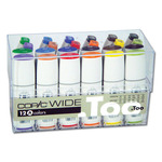 "COPIC Wide Markers Set ""A"" of 12"