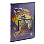 Bruce Blitz Drawing And Cartooning DVDs